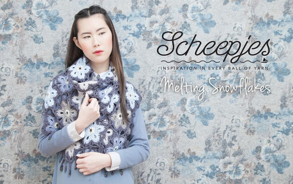 Scheepjes Winter Kit - Melting Snowflakes Shawl (Limited Edition)