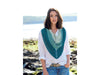 Ladies Shawls in Rico Design Essentials Cotton DK (721)