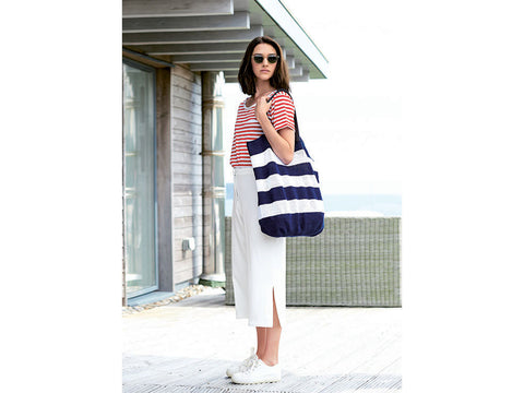 Bag in Rico Design Essentials Cotton DK (729)