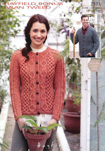 Hayfield Knitting Patterns Deramores