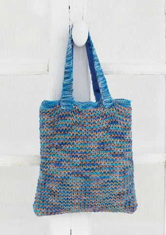 Bags in Sirdar Cotton Prints DK and Cotton DK (7770)-Deramores