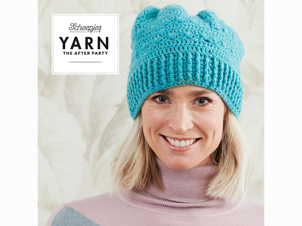 YARN The After Party 78 - Hyperbolic Beanie Kit