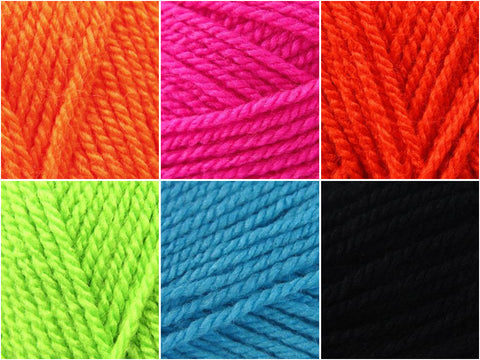 Stylecraft Special DK 80s Colour Pack