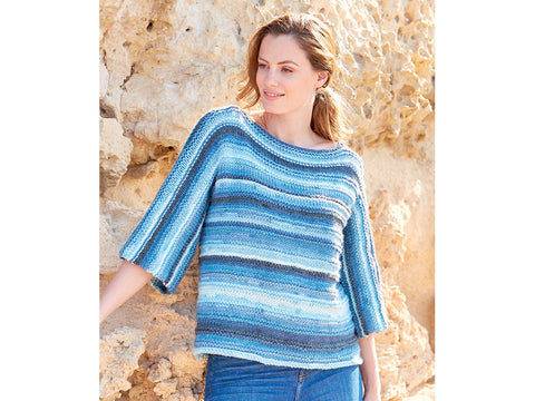 Sweaters in Hayfield Spirit Chunky (8254S)