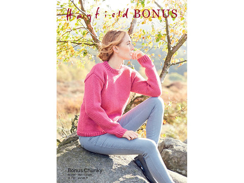 Sweater in Hayfield Bonus Chunky (8291)