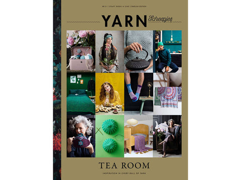 Scheepjes YARN Book-a-zine - Tearoom
