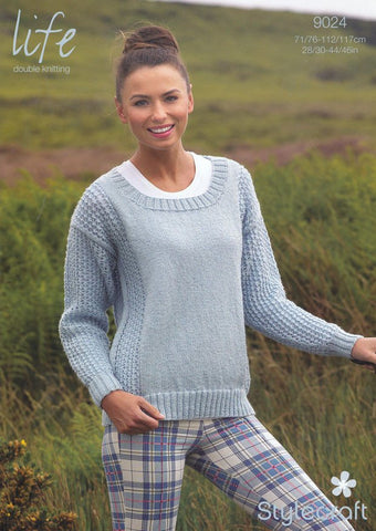 Sweater in Life DK (9024)