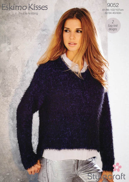 Sweaters in Stylecraft Eskimo Kisses (9052)