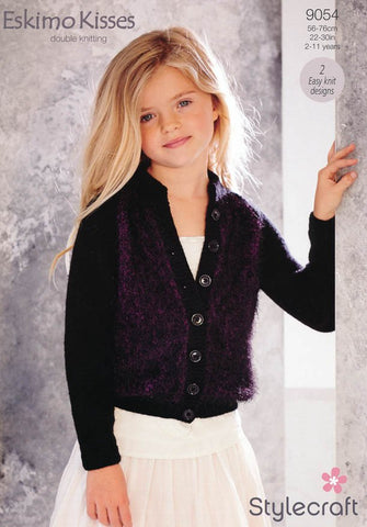 Cardigans in Stylecraft Eskimo Kisses (9054)-Deramores