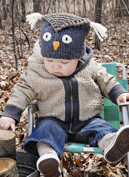 Hoot Hat in Spud & Chloe Outer-Deramores