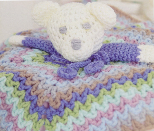 Crochet Patterns To Buy Online : Crochet Blanket and Comforter in Stylecraft Lullaby DK (9275)