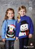 Children's Christmas Jumpers in Special DK (9309)