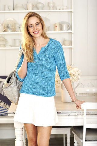 Sweaters in Stylecraft Mystique Quick & Light - (9382)