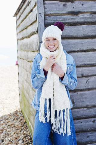 Snood, Scarf and Hats in Life Super Chunky (9447)