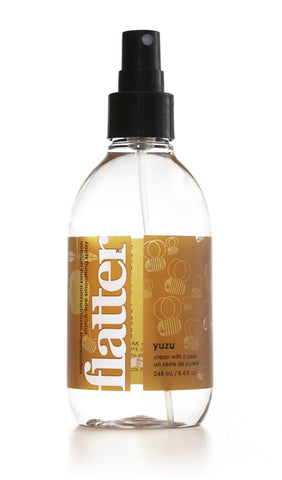 Flatter:Smoothing Spray - Yuzu-Deramores