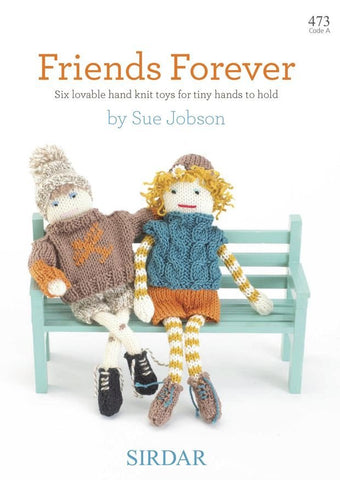 Friends Forever by Sirdar