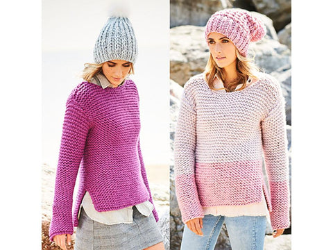 a2a8bd10d53 Ladies Sweaters in Stylecraft Special XL Super Chunky (9592)