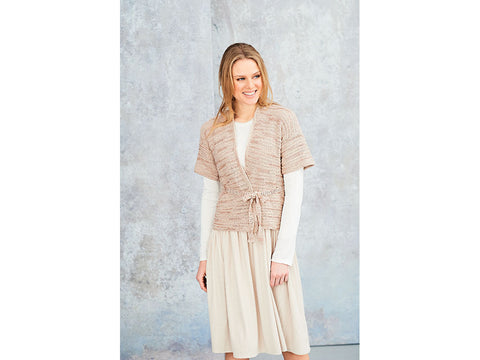 Cardigans Crochet Kit and Pattern in Stylecraft Yarn (9629)