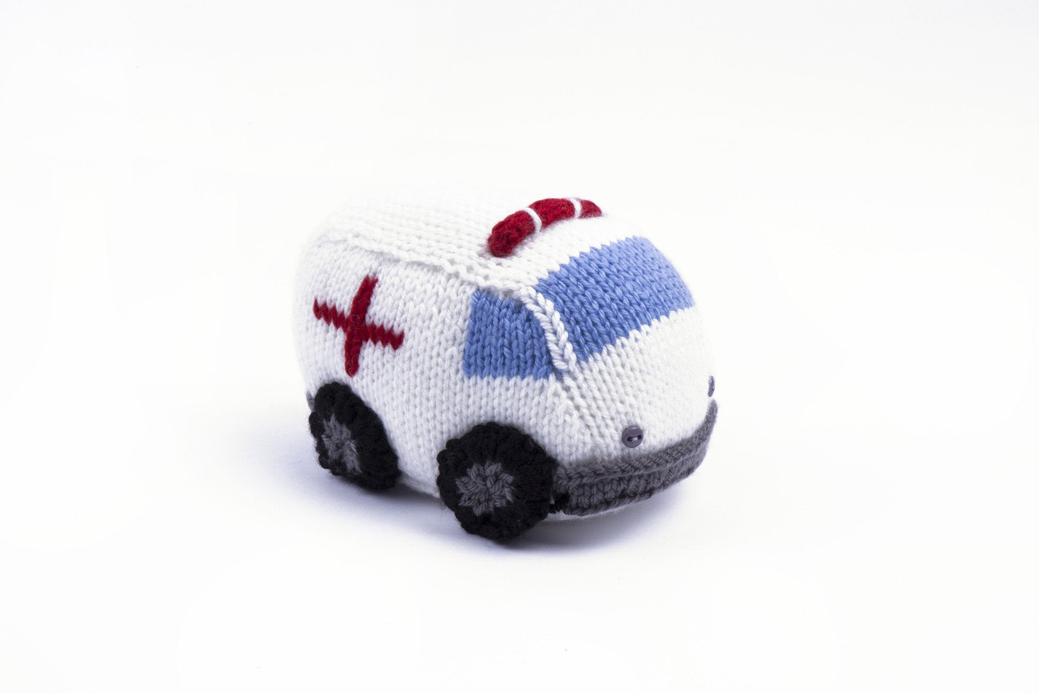 Buy Deramores Vehicle Playset Knitting Kit in Studio DK