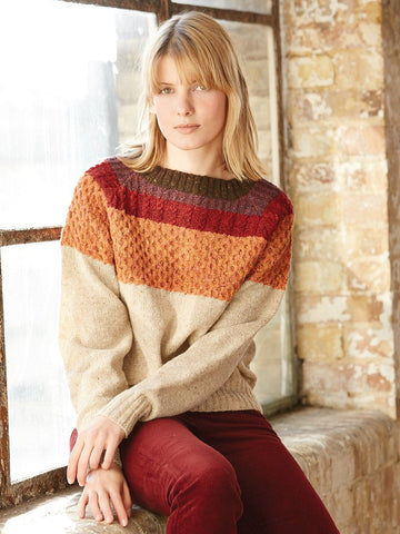 Knitting and Crochet Magazine 58 by Rowan