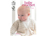 Baby Crochet Book 1 By King Cole