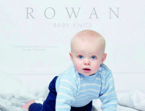Baby Knits by Quail Studio