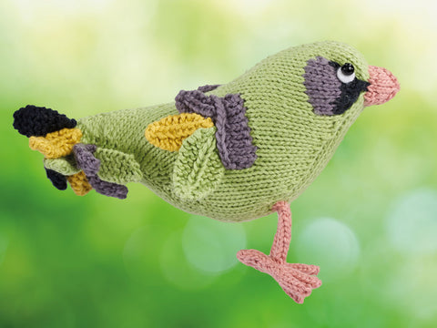 Greenfinch in Rowan Summerlite DK - Yarn & Pattern