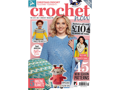 Crochet Now Magazine - Issue 46