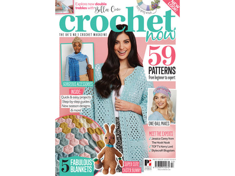 Crochet Now Magazine - Issue 53