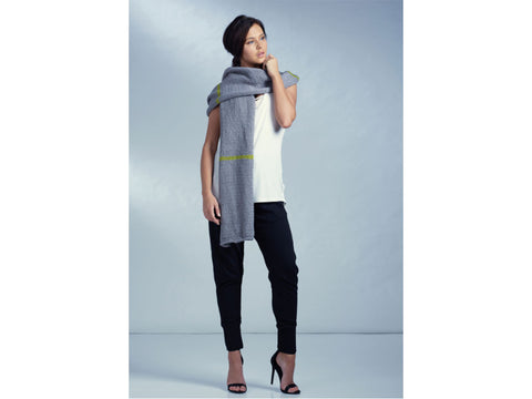 Wrap in Rowan Selects Mako Cotton