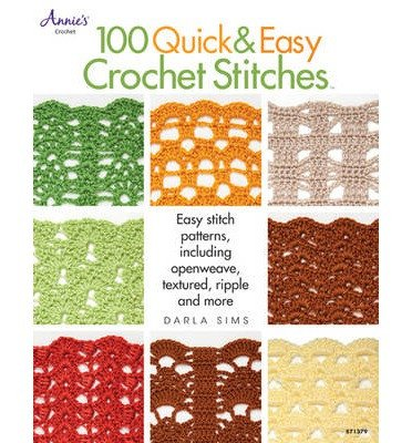 Image of 100 Quick & Easy Crochet Stitches