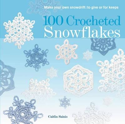 Image of 100 Snowflakes to Crochet