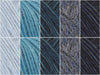 Rowan Alpaca Classic Blues Colour Pack