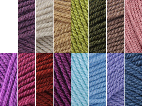 Stylecraft Special DK Cottage Colour Pack