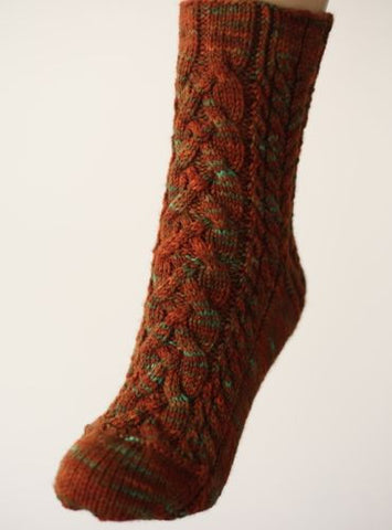 Craic Socks by Hannah Six