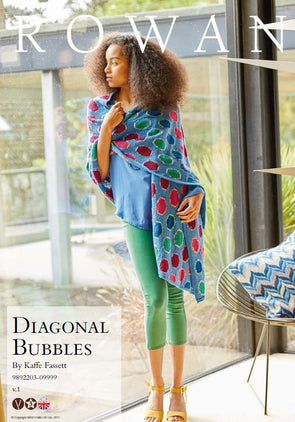 Diagonal Bubbles by Kaffe Fassett