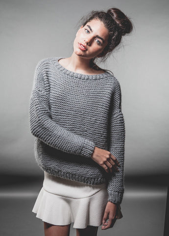 Classic Sweater by We Are Knitters-Deramores