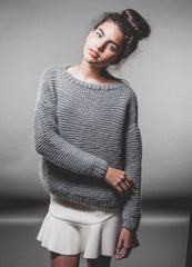 Classic Sweater by We Are Knitters