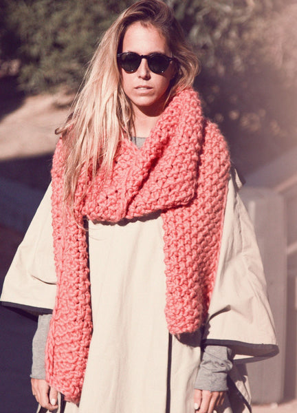 Cucho Scarf Kit by We Are Knitters-Deramores