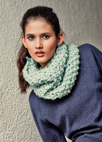 Downtown Snood Kit by We Are Knitters-Deramores