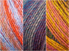 Ember Days Colour Pack in Sirdar Jewelspun