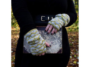 Etty Crochet Kit and Pattern in Rowan Yarn