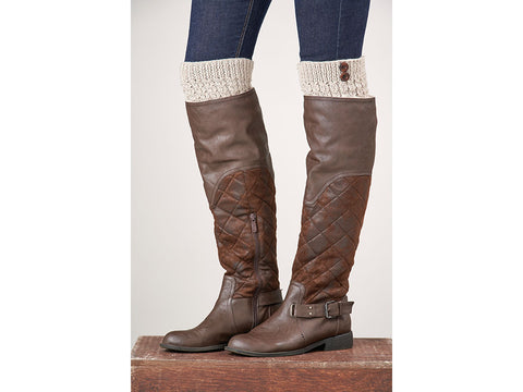 Evie Boot Toppers in Patons Diploma Gold DK