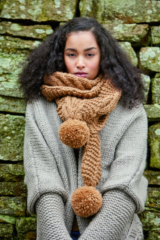 Farnley in Rowan Big Wool & Magazine 62 Kit