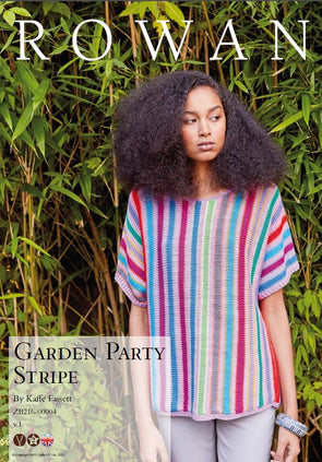 Garden Party Stripe by Kaffe Fassett