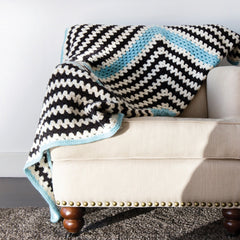 Mod Granny Throw by Vickie Howell - Digital Product