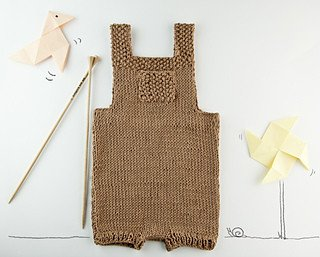 Hansel Romper by We Are Knitters-Deramores