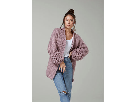Haze by MODE at Rowan in Rowan Big Wool