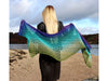 Inishfree Shawl Crochet Kit and Pattern in Scheepjes Yarn