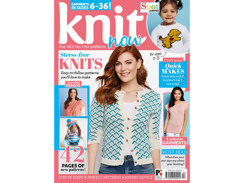 Knit Now Magazine - Issue 104
